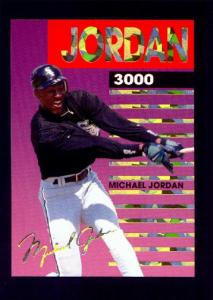 1994 SPORTS 3000 CARD (Image1)