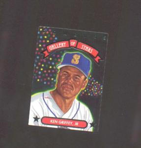 92 DONRUSS GALLERY OF STARS (Image1)