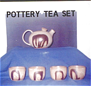 Pottery Tea Set (Image1)