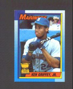 90 TOPPS ALL STAR ROOKIE (Image1)