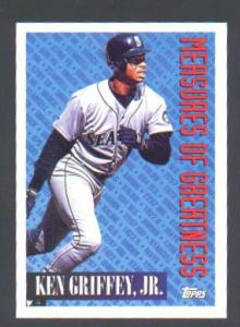 1994 TOPPS MEASURE OF GREATNESS (Image1)