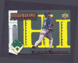 1994 UPPER DECK HOME FIELD ADVANTAGE (Image1)