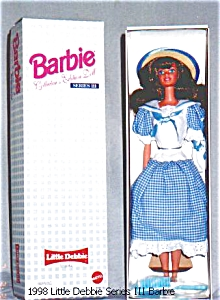 1997 or 8 LITTLE DEBBIE BARBIE (Image1)
