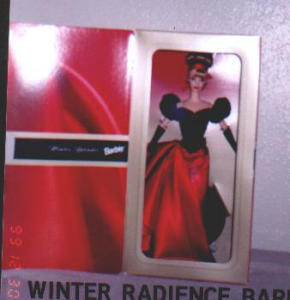1999 WINTER RADIENCE BARBIE (BLONDE) (Image1)