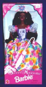 Sweet Magnolia Barbie (African-American) (Image1)