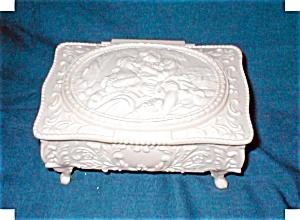Plastic Rococo Trinket Jewelry Box (Image1)