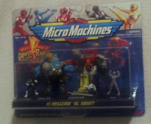 Micro Machines Power Ranger Set (Image1)