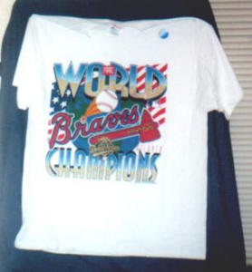 1995 World Series T-Shirt (Image1)