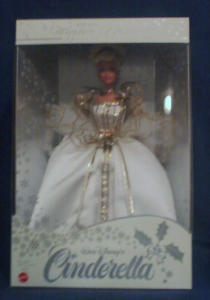 1996 Collector Edition Cinderella Barbie (Image1)
