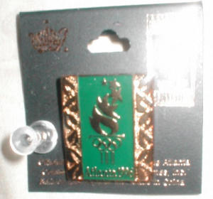 1996 Olympic Pin #1 (Image1)