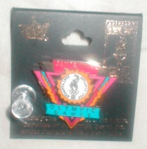 1996 Olympic Pin #2 (Image1)