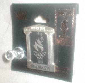 1996 Olympic Pin #4 (Image1)