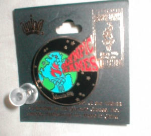 1996 Olympic Pin #6 (Image1)