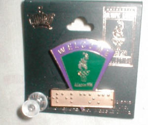 1996 Olympic Pin #8 (Image1)