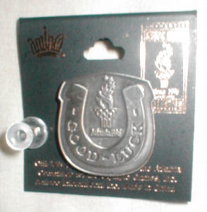 1996 Olympic Pin #10 (Image1)