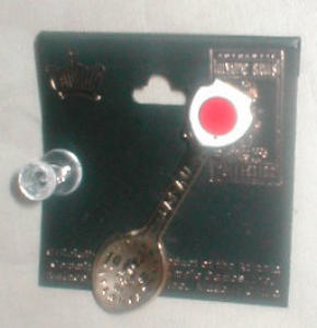 1996 Olympic Japan Spoon Pin (Image1)