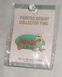 1994 Warner Bros. Marvin Martian Pin (Image1)
