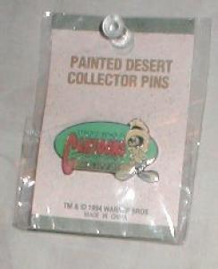 1994 Warner Bros. Marvin Martian Pin (Image1)