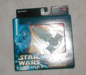 MicroMachines Star Wars Sith Infiltrator (Image1)