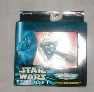 MicroMachines Star Wars Gungan Sub (Bongo) (Image1)