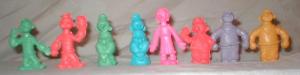Plastic Popey (PVC ) Figures (Image1)