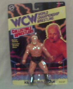 WCW Kevin Sullivan Wrestling Figure (Image1)