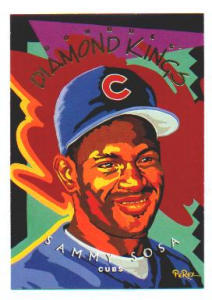 1994 DONRUSS DIAMOND KING  (Image1)