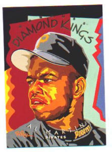"1994 DONRUSS DIAMOND KING ""AL MARTIN"" (Image1)"