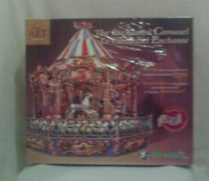 Wrebbit Enchanted Carousel (Image1)