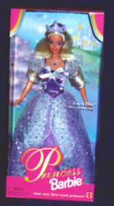 PRINCESS BARBIE (BLONDE) (Image1)
