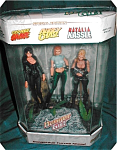 Danger Girls Action Figures (Image1)