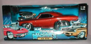 Muscle Machines 1966 Chevy GTO (Image1)
