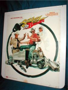 Rca Ced Video Disc - Smokey & The Bandit