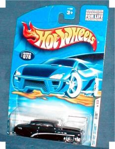 "2000 1st Edition Hot Wheels ""so Fine"""
