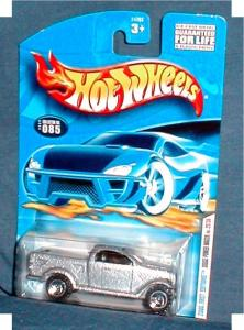 2000 1st Edition Hot Wheels - Dodge Power Wag (Image1)
