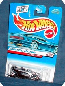2000 1st Edition Hot Wheels - Lotus Elise 340 (Image1)