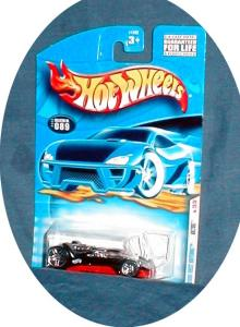 2000 1st Edition Hot Wheels - Vulture (Image1)