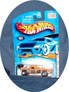 Roll Cage - First Edition Hot Wheels (Image1)