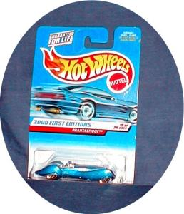 Phantastique - 1st Edition Hot Wheels (Image1)