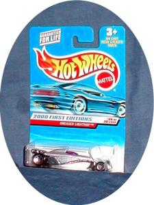 Greased Lightin - First Edition Hot Wheels (Image1)