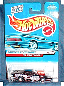 2000 First Edition Hot Wheels - Pro Stock Fir (Image1)