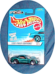 1997 First Edition Hot Wheel (Image1)