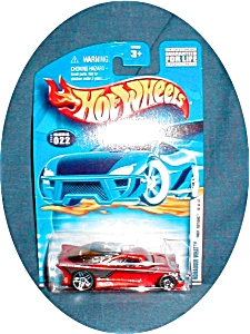 2002 First Edition Hot Wheel Nomadder (Image1)
