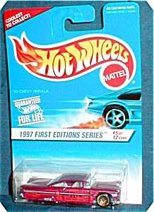 1997 First Edition Series 59' Chevy Impala (Image1)