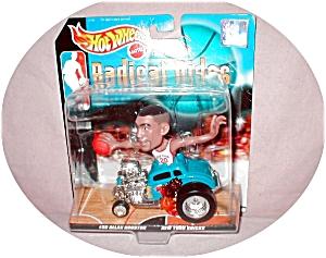 Allan Houston Hot Wheels Radical Rides (Image1)