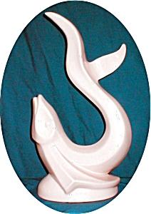 Haeger Ceramic Fish Figurine (Image1)