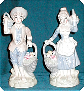 Porcelain Fiigurines (Image1)