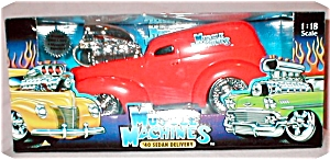 Muscle Machines 1940's Delivery Sedan (Image1)