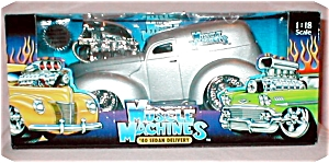 Muscle Machines 1940's Delivery Sedan
