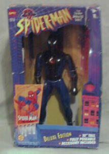 Spider-Man (Wall Hanging ) Action Figure (Image1)